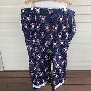 LoudMouth Golf Houston Astros Knickers Baseball